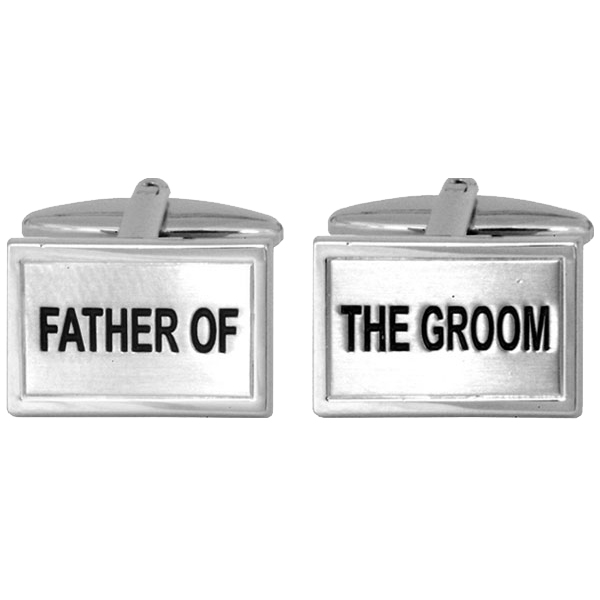 Boutons de Manchette - Father of the Groom (1)