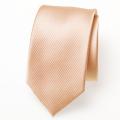 cravate slim orange pêche
